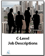 Executive Management Job Descriptions