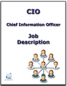 CIO Job Description