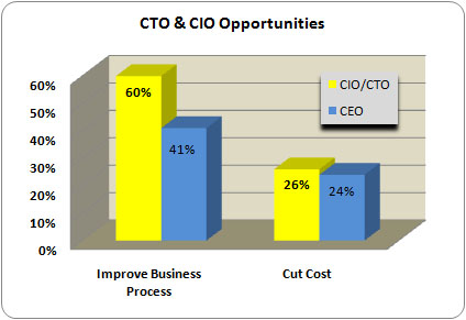 CIO & CTO Imporovement Opportunities