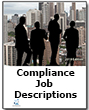 Compliance Job Descriptions