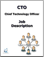 Chief Technology Officer Job Description