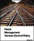 Version Control Patch Management Policy