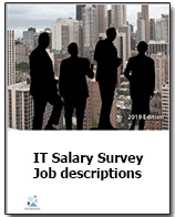 IT  Salary Survey Job Descriptions