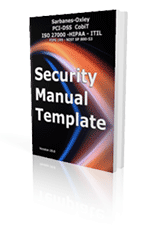 Security Policies   Procedures   Audit Tools. Security Manual Template ...