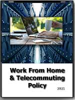 WFH and mobile device policy address security risk