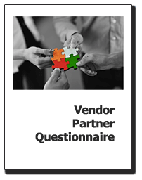 Vendor Partner Questionnaire
