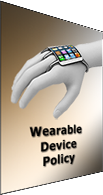 Wearable Device Policy Policies